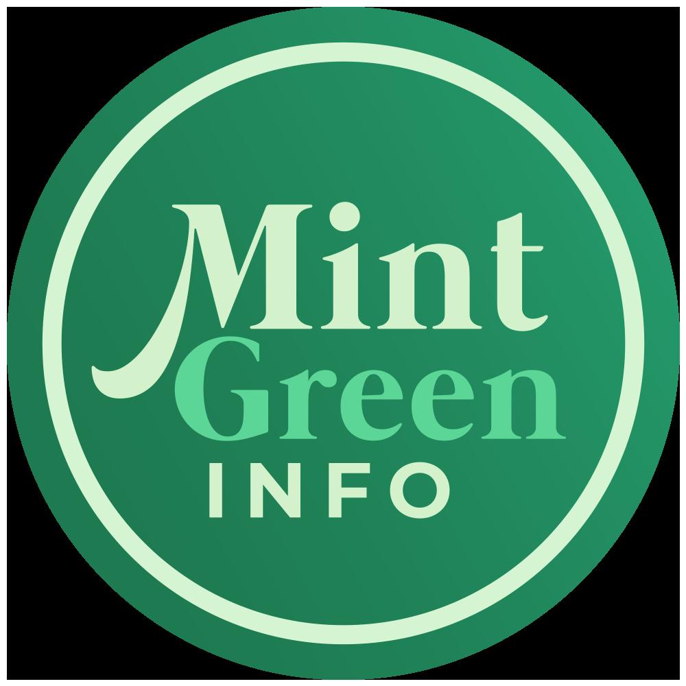 Mint Green Info